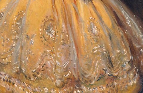 Sargent La Carmencita 1890 Musee d'Orsay - Copy