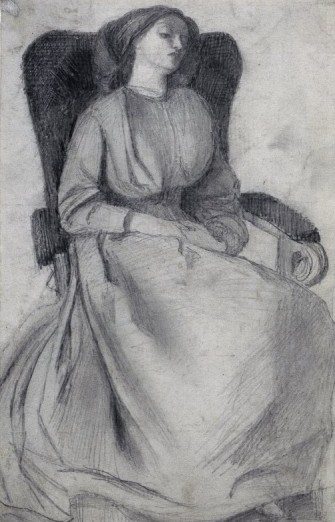 rossetti-siddal-in-chair-1854-british-museum